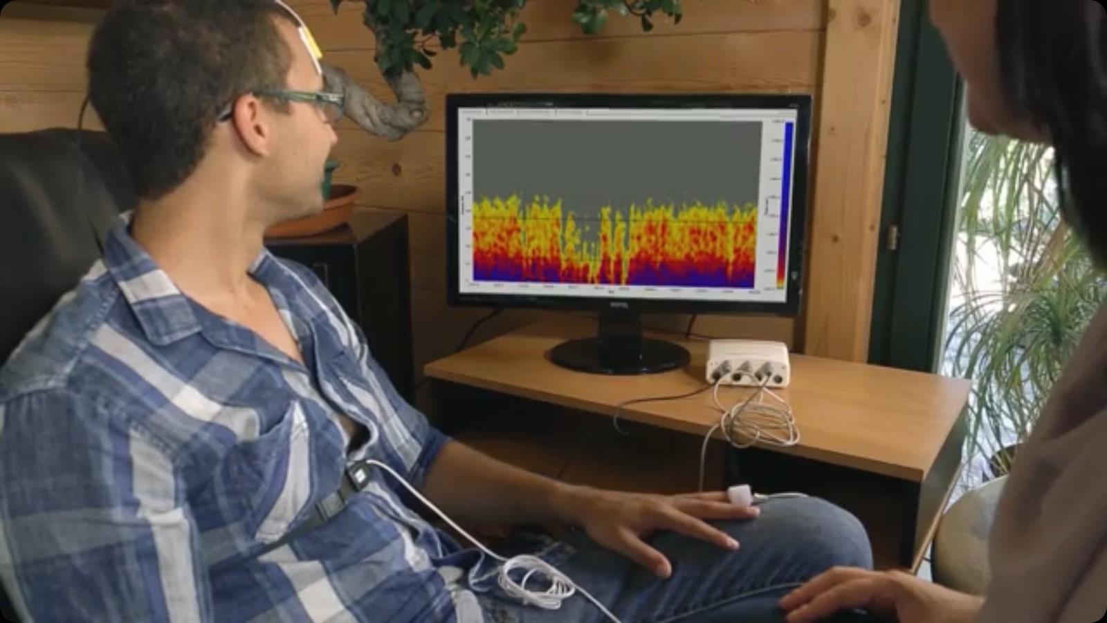 HRV Training mit dem Neuromaster system