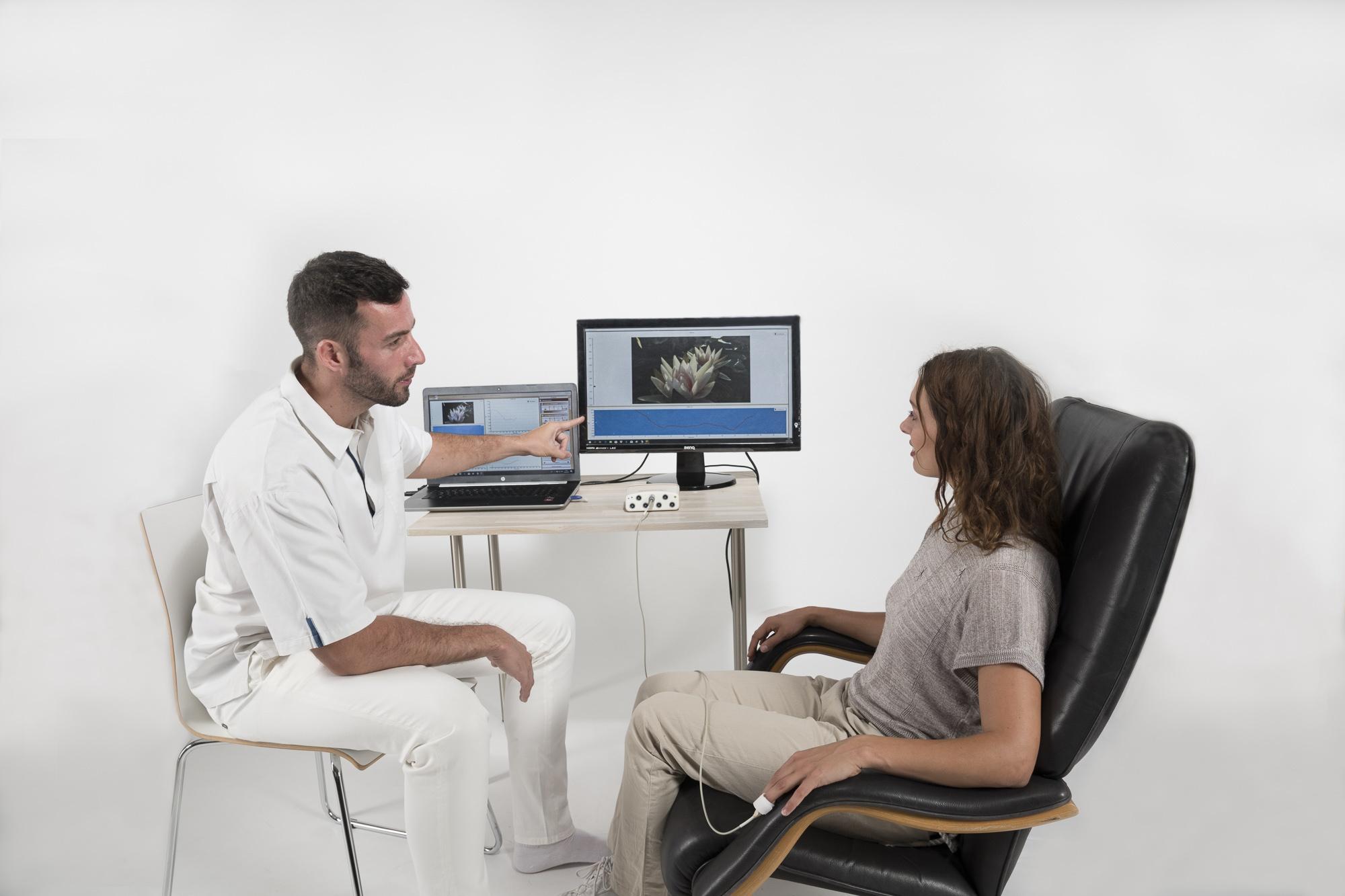 Biofeedback Therapie und Dauer